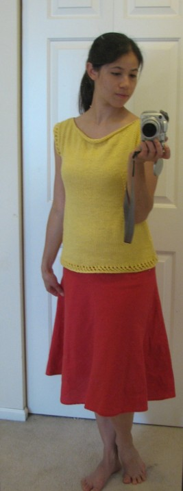 GoldfinchSweater