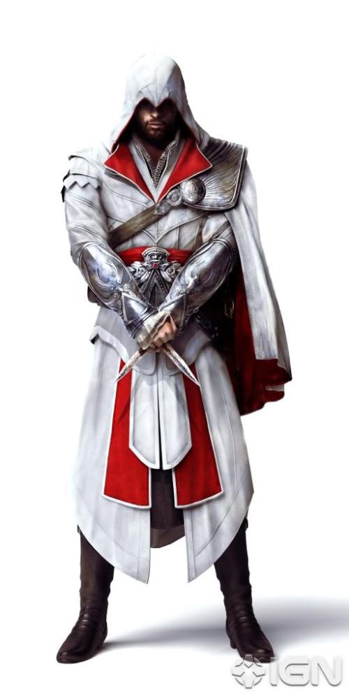 Interpreting the Assassin (Ezio Costume, Part 1) (2/4)