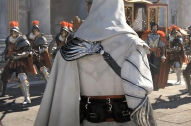 Interpreting the Assassin (Ezio Costume, Part 1) (4/4)