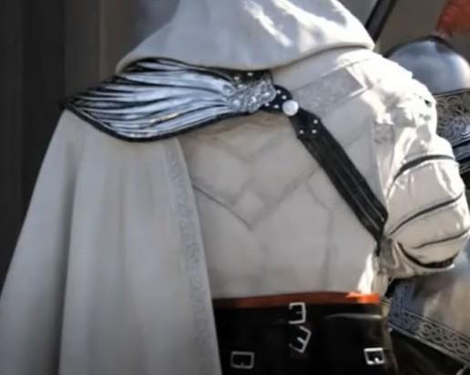 Constructing the Assassin (Ezio Costume Series Part 3) (3/6)