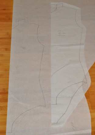 Fabric Bending (i.e. working with spandex) (3/6)