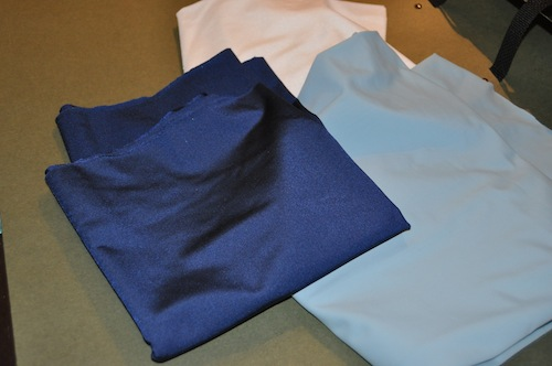 Fabric Bending (i.e. working with spandex) (1/6)