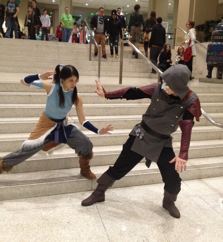 Korra from Tally