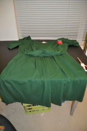 XXL knit dress found at Value Village