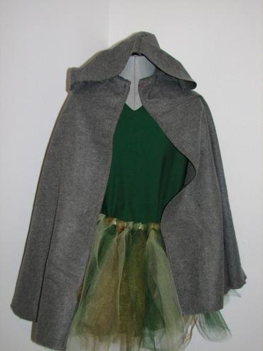 Traveling cloak