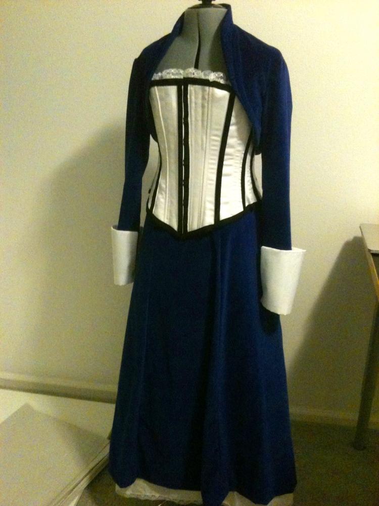 Elizabeth Comstock Costume Notes (3/6)