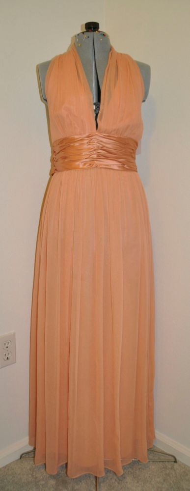 ReFashioning a Formal Dress into Maxi Skirt (1/5)