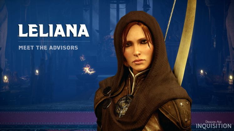 Leliana Dragon Age Inquisition