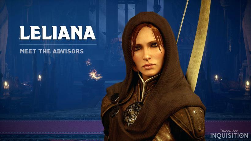 Leliana Dragon Age Inquisition