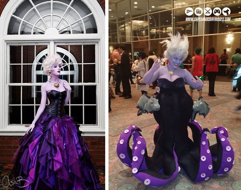The Cosplay Continuum (1/6)