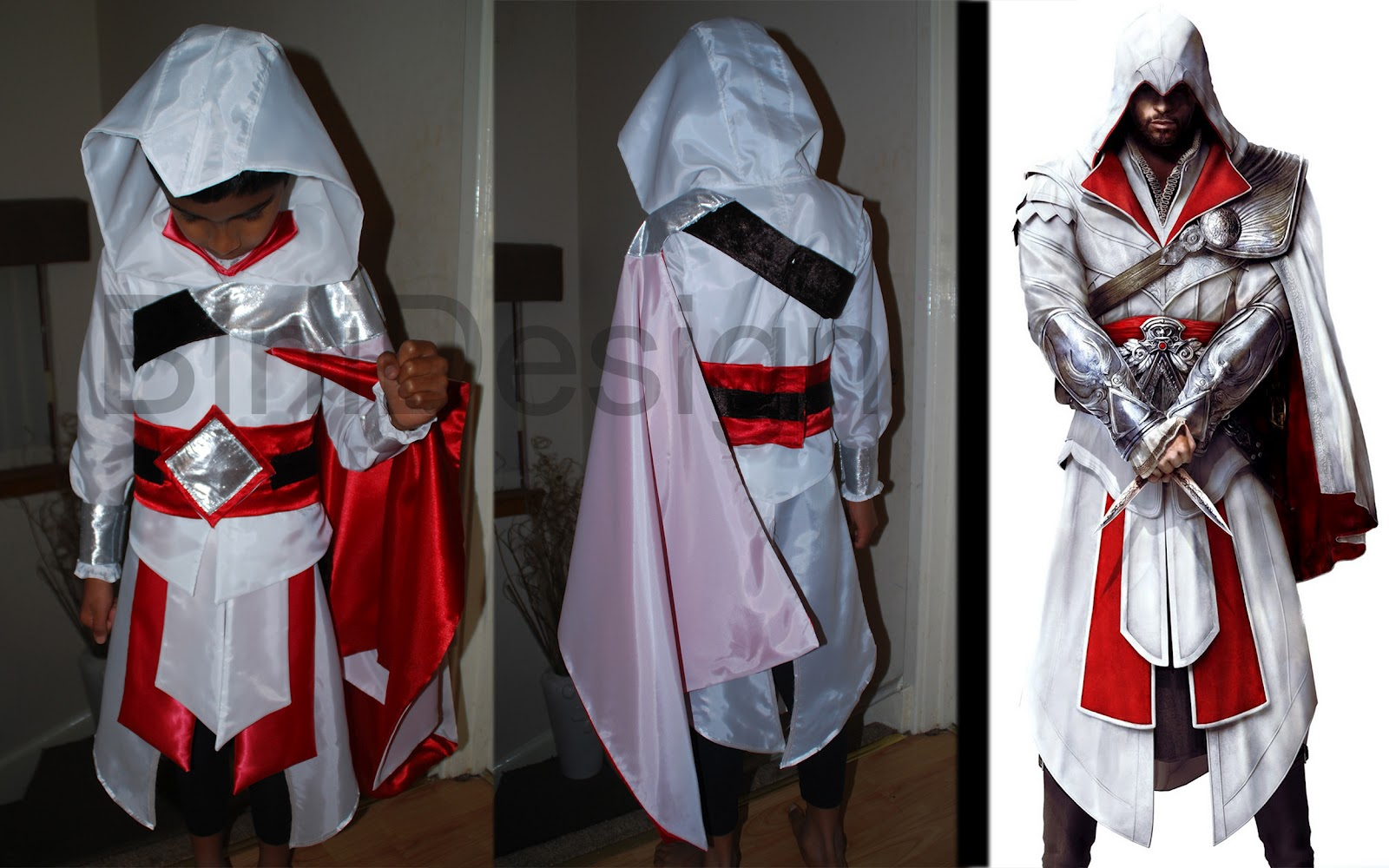 Assassins Creed Costume For Kids