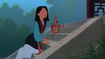Mulan & mushu