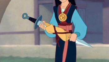Mulan Cosplay Prop Tutorial Sword Of Shan Yu The Fabric Alchemist