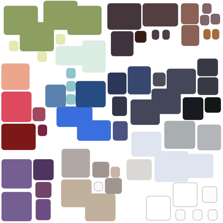2015 Color Palette