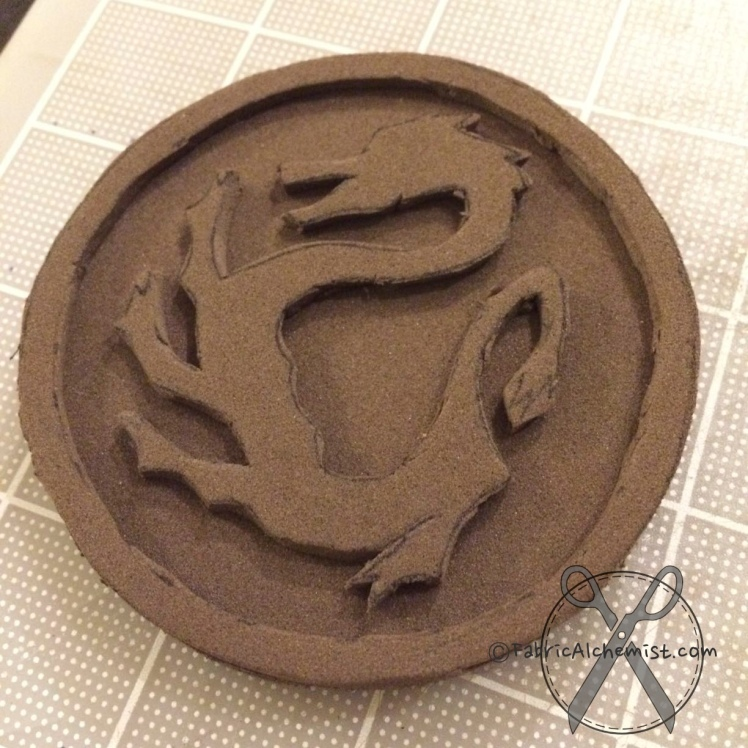 Mulan Medallion Foam