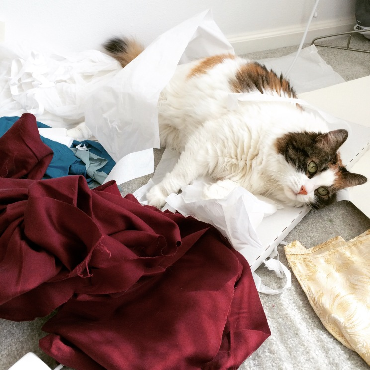 Clutter makes the best beds